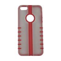 Delcell Folding Case iPhone 4 - Merah