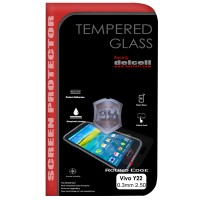 Delcell Vivo Y22 Tempered Glass Screen Protector